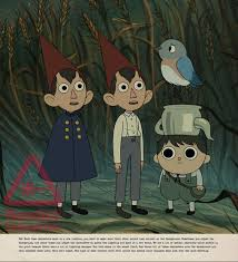 Garden Wall by The Art Of Over The Garden Wall Takes Us Inside The Classic