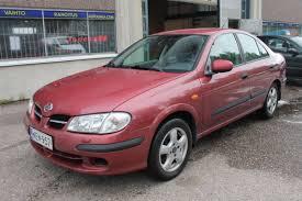 nissan almera 2002 myydään nissan almera 2002 espoo nen 957 auto1 fi