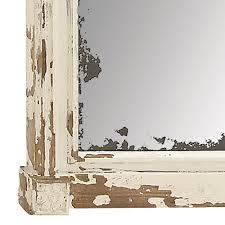 distressed home decor deco 79 farmhouse rustic distressed 59 x 36 inch wall mirror home