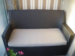 coussin pour canapé de jardin awesome housse de coussin pour salon de jardin hesperide images