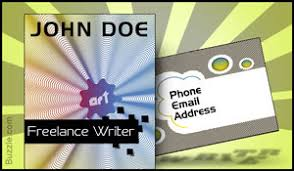 10 openoffice business card templates to download for free
