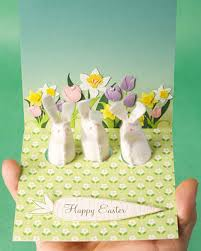 easter cards easter cards and greetings martha stewart