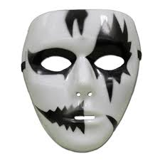 shop for white masquerade masks at simply party supplies