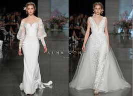 wedding dress brand alma j bridal collections new zealand designer wedding dresses