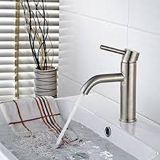 design waschtischarmaturen timaco modernes design und cold mixer gebürstet stahl