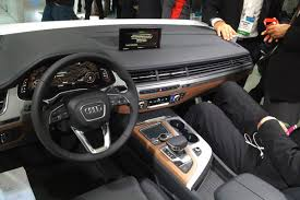 audi jeep 2015 ces 2015 new audi q7 suv u0027s cabin is revealed in las vegas auto