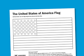 worksheet wednesday usa flag coloring page paging supermom