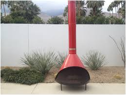 backyards modern fire pits and chimineas 85916 new cast iron