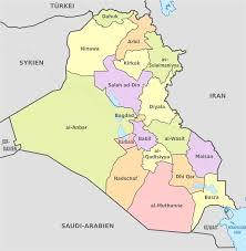 iraq map vector file iraq administrative divisions de colored svg wikimedia