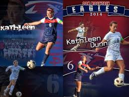 high school senior banners 21 best soccer individual designs images on football