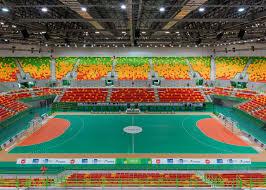 rio 2016 olympics venues photographed by leonardo finotti