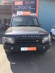 landrover discovery 2 td5 manual 2003 top spec full leather diesel