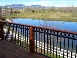 Decorative Iron Railing Panels 41 Best Outdoor Railing Images On Pinterest Stairs Banisters