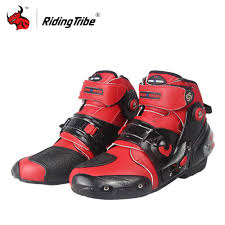 motorcycle racing shoes online get cheap ankle black men aliexpress com alibaba group