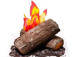 Food Network The Kitchen Recipe How To Make A Campfire Cake Campfire Cake Buy Cake And Cookie
