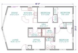 free floor plan of modern house kerala home design and floor plans