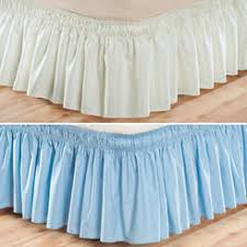 Wrap Around Bed Skirts King Matelasse Bedspread