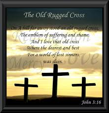 Old Rugged Cross The Old Rugged Cross Digital Scrapbooking At Scrapbook Flair