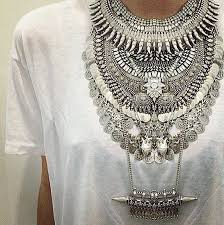 silver boho necklace images 29 best boho necklace outfit images bohemian style jpg