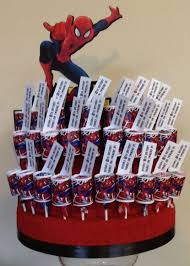 37 cute spiderman birthday party ideas