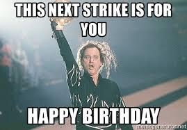 Happy Birthday Meme Generator - happy birthday meme bill murray golf sandpoint elks