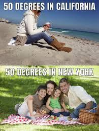 California Meme - 50 degrees in california meme by kingbilly97 on deviantart