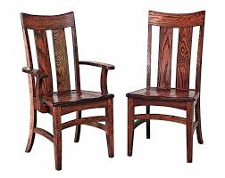Shaker Dining Chair Galveston Shaker Chair For 280 00 In Dining Chairs Amish Furniture