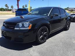 dodge avenger 2014 mpg 2014 dodge avenger se sport black on black low mileage warranty