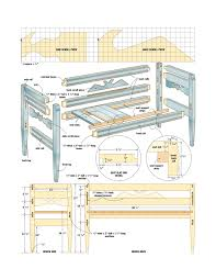 Woodworking Furniture Plans Pdf by Free Woodworking Project Plans Pdf