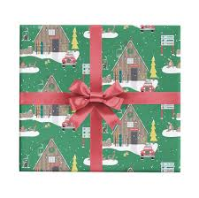christmas wrapping paper sets gift wrap revel co