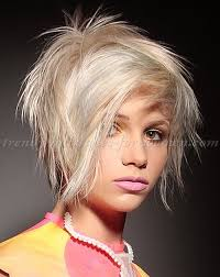 funky haircuts for fine hair short hairstyles short hairstyle for fine hair trendy hairstyles