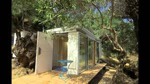 Small Eco Houses Echo Living Modular Eco House Gallery Youtube