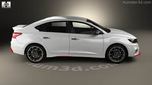 nissan sentra 2017 white 360 view of nissan sentra nismo 2017 3d model hum3d store
