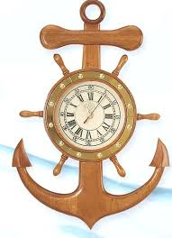 themed clocks nautical alarm clock nautical themed clocks custom coordinates