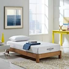 size twin memory foam mattresses for less overstock com