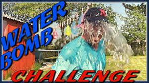 Water Bomb Challenge Water Bomb Challenge Challenge Tuesday