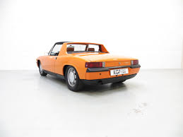 classic porsche 914 striking porsche 914 four owners full history pe1 sold