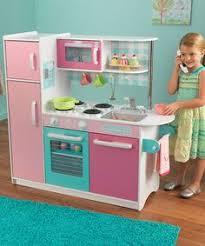 kidkraft cuisine vintage this bubblegum vintage kitchen by kidkraft is zulilyfinds