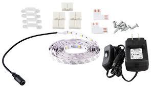 led strip lights menards patriot lighting 118 bright white flexible led tape light at menards