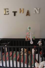 lettre chambre enfant decoration chambre bebe lettre visuel 7
