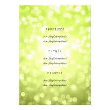 chartreuse invitations announcements zazzle