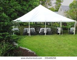 Tent In Backyard by Canopy Tent Stock Images Royalty Free Images U0026 Vectors Shutterstock