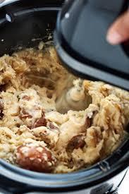 cooker roasted garlic mashed potatoes recipe spice jar