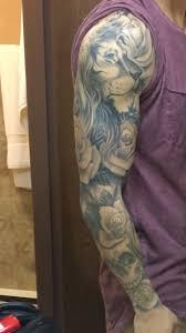 the 25 best lion tattoo sleeves ideas on pinterest lion sleeve