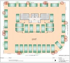 floor plan keshav builders keshav winds at kharghar navi mumbai