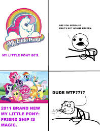 Mlp Fim Meme - cereal guy meme mlp fim by jackjack71 on deviantart