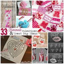 Make Valentines Card - 33 homemade valentines u0026 treat bag ideas nest of posies