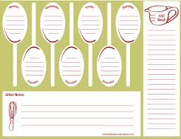 weekly menu templates free free menu templates printable agenda sle template restaurant