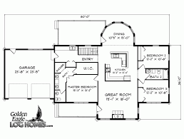 ranch house floor plan log cabins floor plans source more log homes and home floor