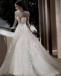 lace backless wedding dress lace wedding dresses with open back and sleeves naf dresses